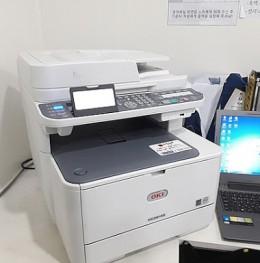 오키 OKI-MC561es 컬러 레이저복합기(리퍼제품)